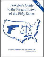 Traveler's Gun Law Guide to Fifty States