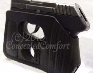 Pocket Pal 380 wallet style extended grip holster